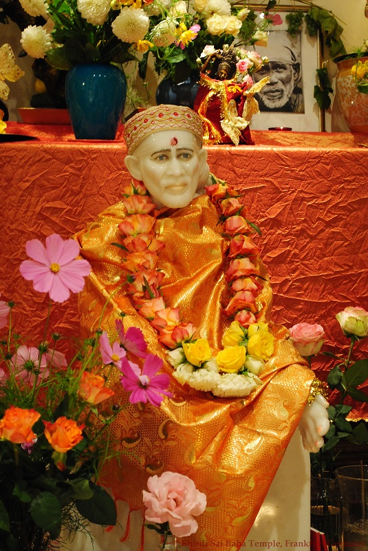 Shirdi Sai Baba Temple Frankfurt Germany, Shirdi Sai Baba Tempel Frankfurt Deutschland, photo 18