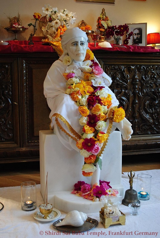 Shirdi Sai Baba Temple Frankfurt Germany, Shirdi Sai Baba Tempel Frankfurt Deutschland, photo 20